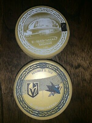 Vegas Golden Knights vs  Sharks 11/21/19 Matchup Puck