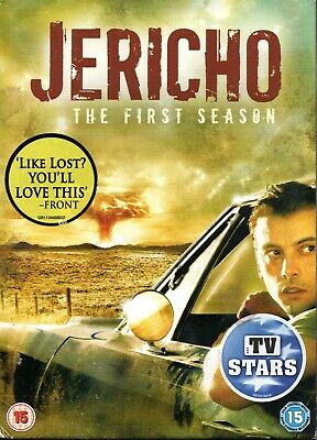 Jericho - Complete Season 1 (6 DVD Set) Skeet Ulrich, Lennie James
