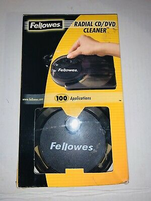 Fellowes Radial Cd / DVD Cleaner 99762