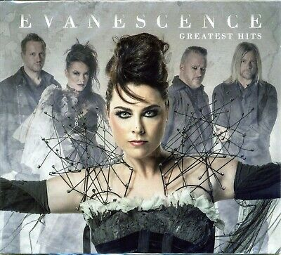 Evanescence - Best Hits Greatest Hits  Collection 2Cd