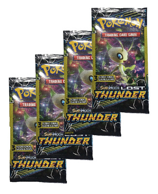 10 cards Pack Lot Of 3 Packs 3x POKEMON TCG Sun /& Moon Sleeved BOOSTER PACK