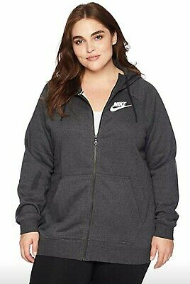 Nike Sportswear Rally Women's Cardigan (Plus Size)