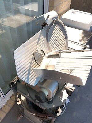 meat slicer commercial. Used and no issues