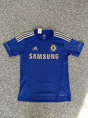 OFFICIAL Chelsea Home Shirt