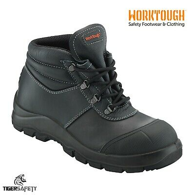 Contractor 795NMP Black S1P Chukka Style Metal Free Composite Toe Safety Boots
