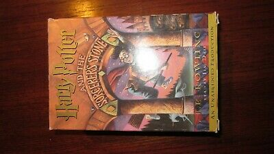Harry Potter and the Sorcerers Stone Audiobook 6 Cassette Set Year 1 JK Rowling