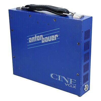 Anton Bauer CINE VCLX Charger | Very Good Condition | 6 Mo. Warranty