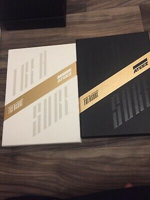 ATEEZ TREASURE EP.FIN : All To Action  Album Set (does not included pc)