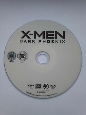 Dark Phoenix [2019][DVD Disc Only]