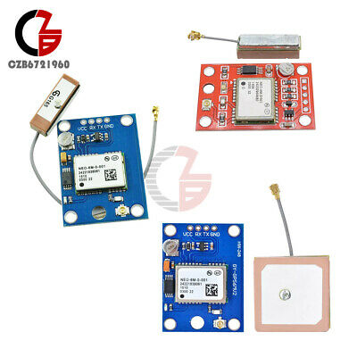 GY-NEO6MV2 GPS Module NEO-6M with Antenna EEPROM for Arduino + Flight Controller