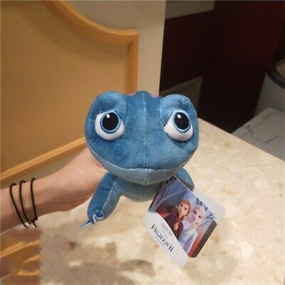 "Disney  Chameleon Salamander Plush Stuffed Toy 10"" Long New With Tags"