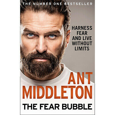 The Fear Bubble Special Forces Harness Fear Live without Limits Ant Middleton