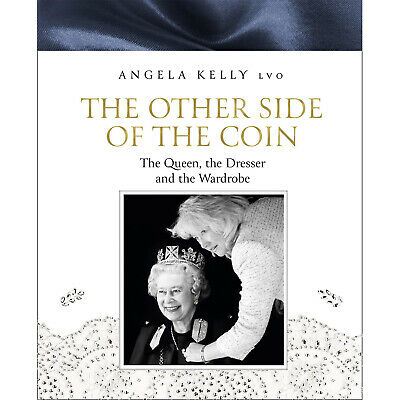The Other Side of the Coin The Queen Dresser Wardrobe Hardcover History Book NEW