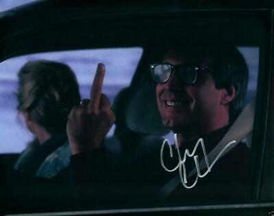 Chevy Chase Lampoons Christmas autographed 8x10 Photo signed Picture pic and COA