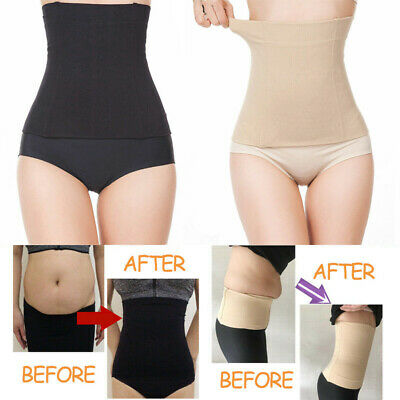 Postpartum Belly Recovery Band After Birth Tummy Tuck Belt Waist Training Shaper