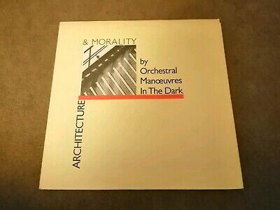 Orchestral Manoeuvres In The Dark - Architecture & Morality - Original LP (1981)