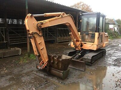 Case Ck36 Mini Digger