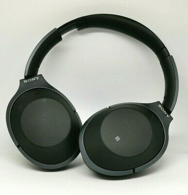 Sony WH-1000XM2 wireless noise-cancelling headphones, excellent condition