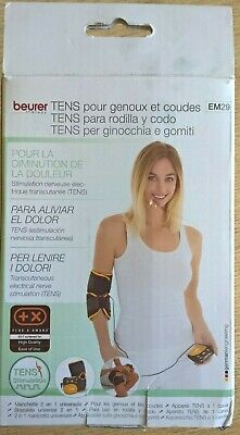 Beurer EM29 Knee and Elbow 2-in-1 TENS Pain Relief Device
