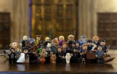 Lego 71022 Harry Potter / Fantastic Beasts Minifigures  - Full & Complete Set 🎉