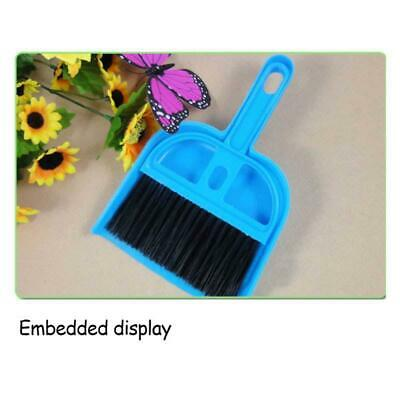 Mini Sweeper Broom and Dustpan Cleaning Multifunction Pet Hair Rubbish Cleaner