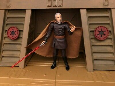 Loose Star Wars Revenge Of The Sith Lord Sith Count Dooku