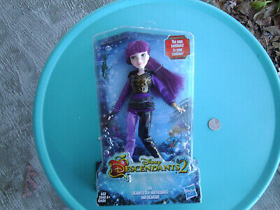 Disney DESCENDANTS 2 MAL ENCHANTED SEA Doll Hasbro New