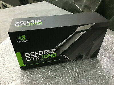 NVIDIA Geforce GTX 1060 6GB GDDR5 Founders Edition Grafikkarte