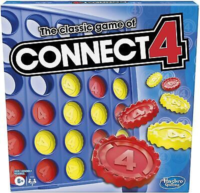 Hasbro Connect 4 Kids Family Fun Classic Board Game