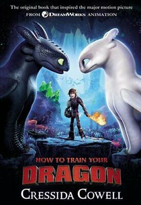 How to Train Your Dragon by Cressida Cowell 9780316531221 | Brand New