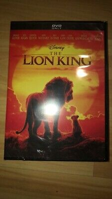 The Lion King [DVD] 2019 live