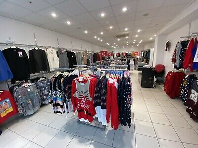 bankrupt Ladies Clothing Retail Stock Clearance Cheap Half Price