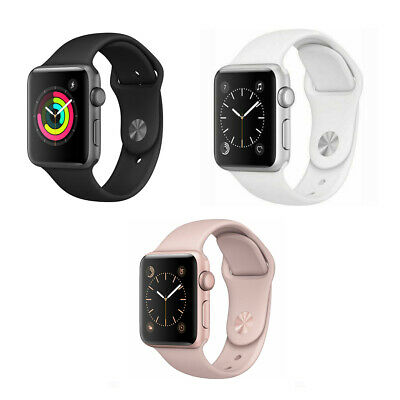 Apple Watch Series 3 38mm  GPS + Cellular 4G LTE - Space Gray, Silver, or Gold