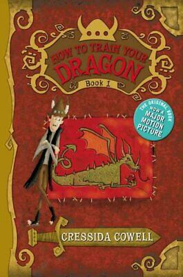 How to Train Your Dragon by Cressida Cowell 9780316737371 | Brand New