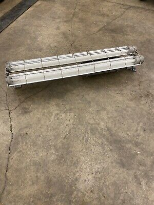 Phoenix Explosion Proof T8 Fluorescent Light Fixure, Industrial Unit #2