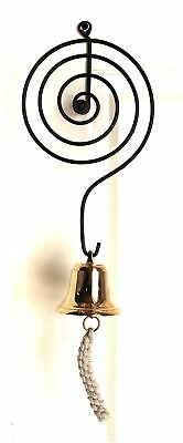 Shop Keepers Bell Door springing old fashioned store antique vintage replica old