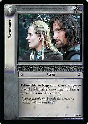 1R114 Light Play Fellowship of the Rings LOTR CCG 1x  The Saga of Elendil
