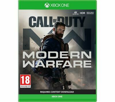 XBOX ONE Call of Duty: Modern Warfare (2019) - Currys