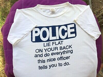 DETECTIVE COP A FEEL MENS T SHIRT POLICE FORCE FBI HUMOUR RUDE NOVELTY  S 5XL