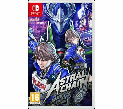 NINTENDO SWITCH Astral Chain - Currys