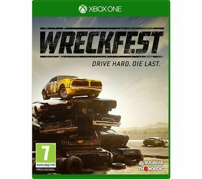 XBOX ONE Wreckfest - Currys