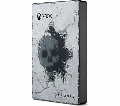 SEAGATE Gears of War 5 Special Edition Game Drive for Xbox - 2 TB, Grey - Currys