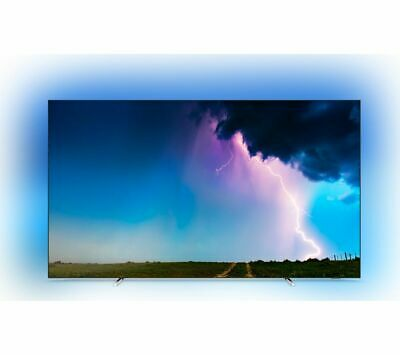 """PHILIPS Ambilight 55OLED754/12 55"""" Smart 4K Ultra HD HDR OLED TV - Currys"""