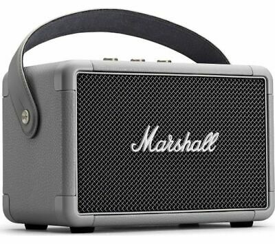 MARSHALL Kilburn II Portable Bluetooth Speaker - Grey - Currys