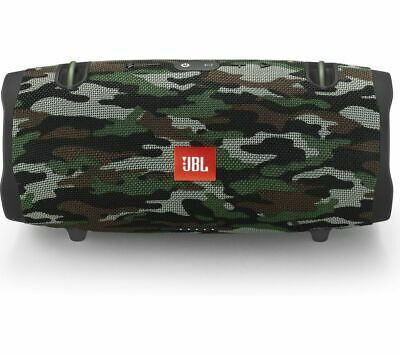 JBL Xtreme 2 Portable Bluetooth Speaker - Camouflage - Currys