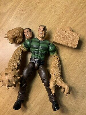 Marvel Legends Hasbro BAF Complete Series Sandman Action Figure