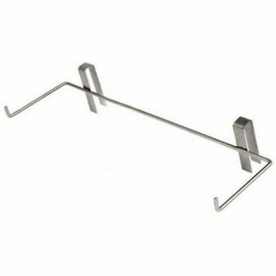 1X(Beekeeper Stainless Steel Beekeeping Frame Holder Bee Hive Perch Side MoW4O8)