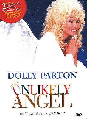 UNLIKELY ANGEL  Dolly Parton  Roddy McDowall  Comedy  FREE LOCAL POST