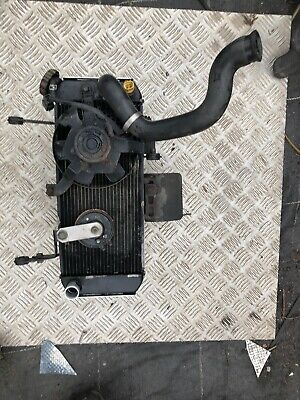 suzuki sv650 2007 Radiator Cooling Fan K7