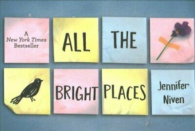 Random Minis: All the Bright Places by Jennifer Niven 9780593126165 | Brand New